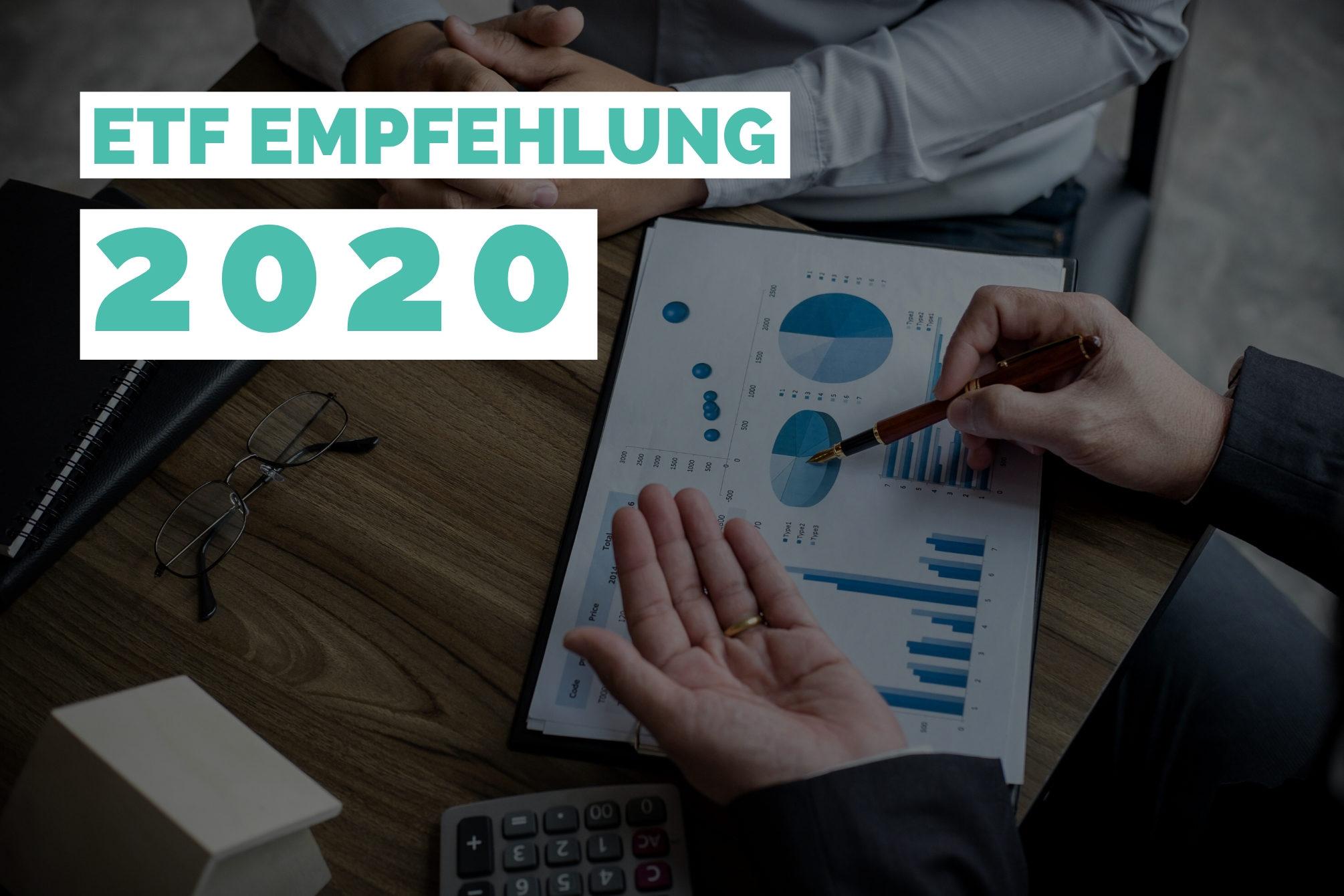 ETF Empfehlung 2020