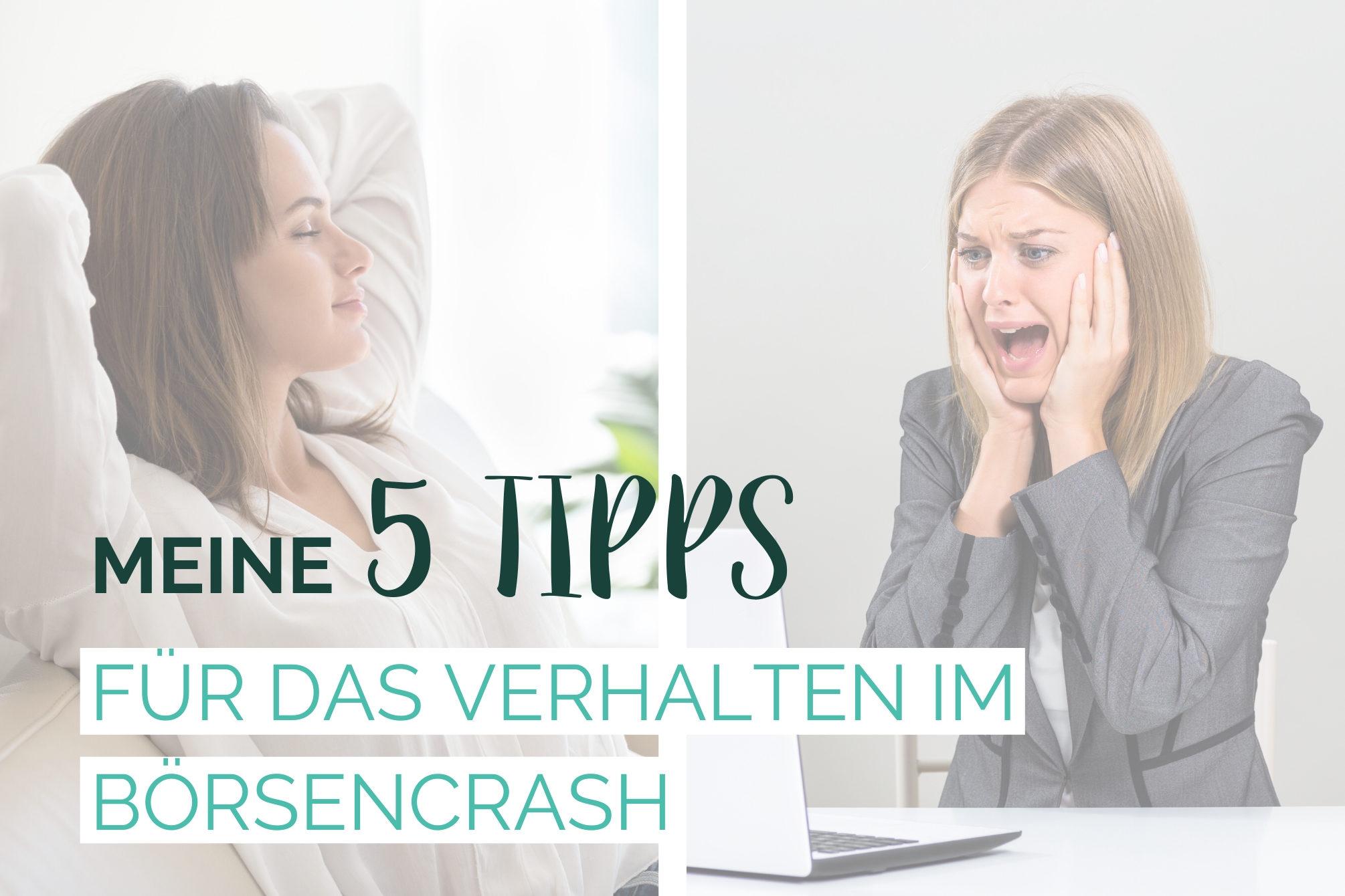 5 Tipps Börsencrash