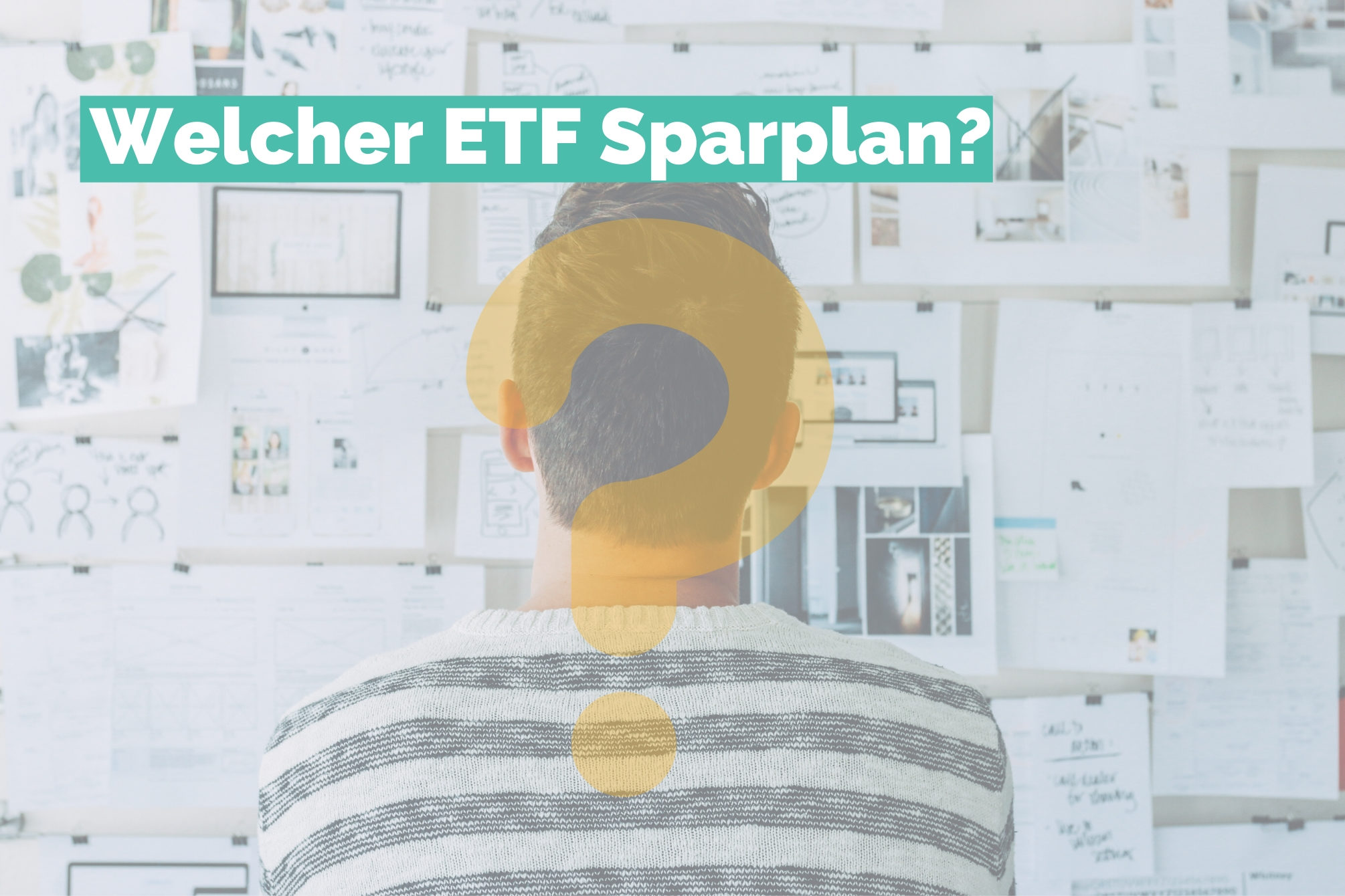 Welcher ETF Sparplan